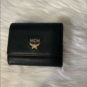 MCM compact wallet